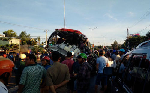 Phó Thủ tướng chỉ đạo khắc phục vụ tai nạn khiến 12 người chết ở Gia Lai - Ảnh 1