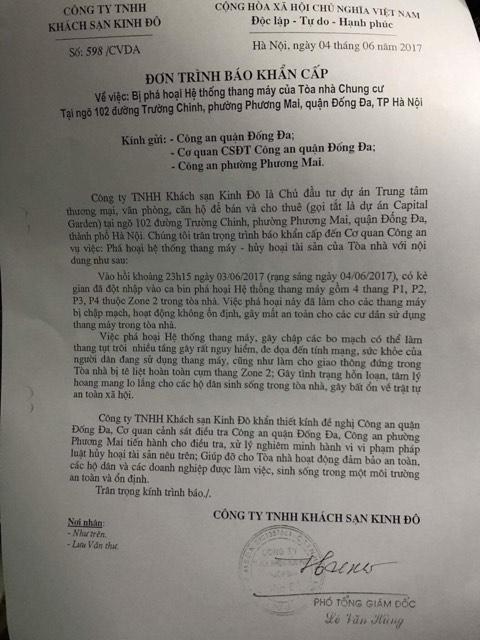 Chung cư thời hiện đại - Bài 1: Chuyện ghi ở chung cư 102 Trường Chinh - Ảnh 2