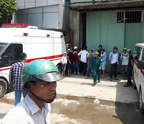Lời kể nhân chứng vụ cháy xưởng bánh khiến 8 người tử vong - Ảnh 2