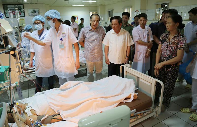 Vụ 8 người tử vong do chạy thận: Gia đình nạn nhân kiến nghị Bộ CA - Ảnh 1