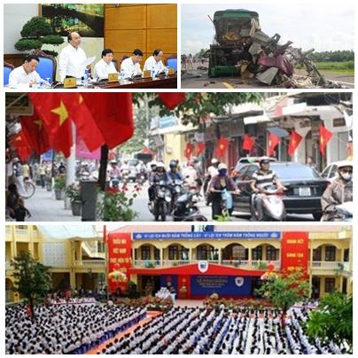 Chỉ đạo, điều hành của Chính phủ, Thủ tướng Chính phủ nổi bật tuần từ 14-18/8 - Ảnh 1