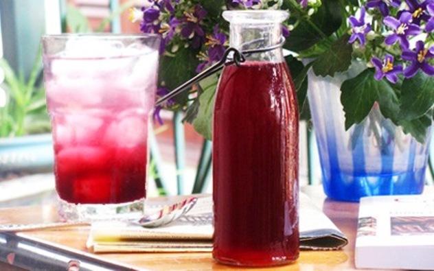 Hướng dẫn cách ngâm nước dâu tằm siro ngọt lịm dễ uống - Ảnh 4