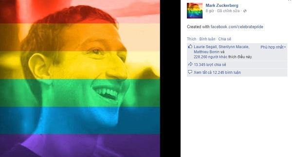 Cộng đồng LBGT ăn mừng ngày Mỹ chấp nhận hôn nhân đồng giới - Ảnh 3