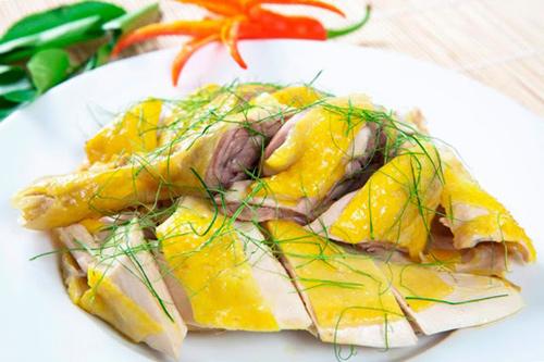 Những món ăn dân dã tuyệt ngon ở làng cổ Đường Lâm - Ảnh 6