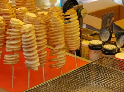 12 món ăn đường phố hấp dẫn nên thử khi du lịch Hàn Quốc - Ảnh 6