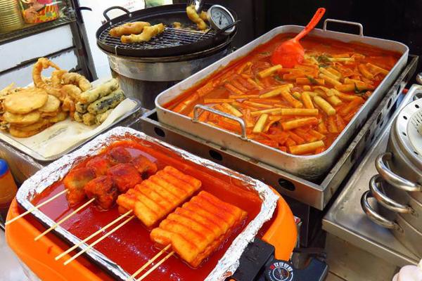 12 món ăn đường phố hấp dẫn nên thử khi du lịch Hàn Quốc - Ảnh 1