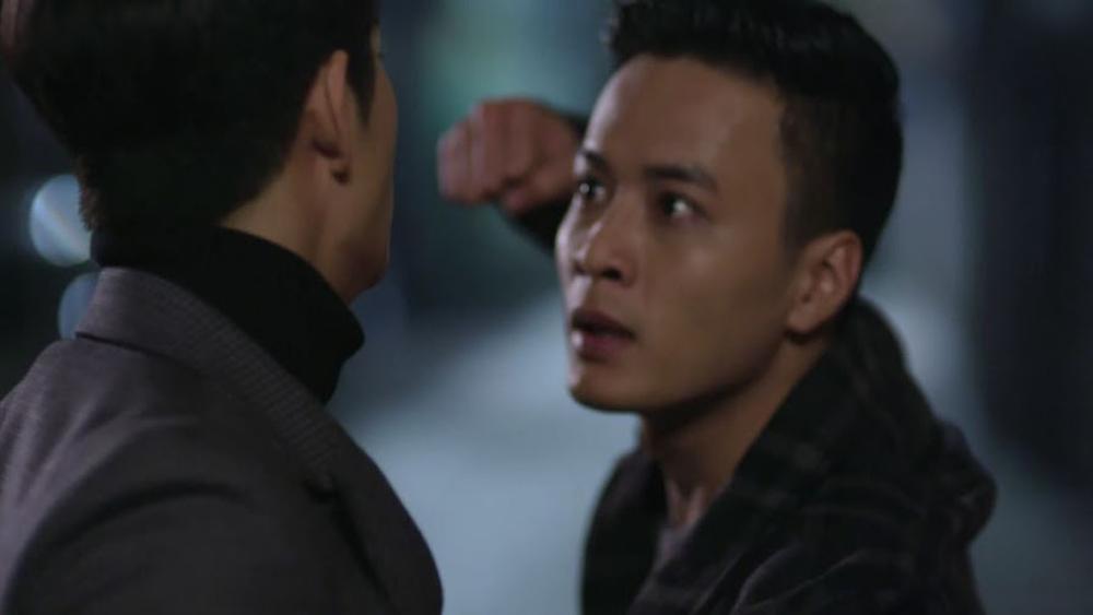 Tuổi thanh xuân tập 33: Khánh đánh Junsu chảy máu vì ghen tuông - Ảnh 1