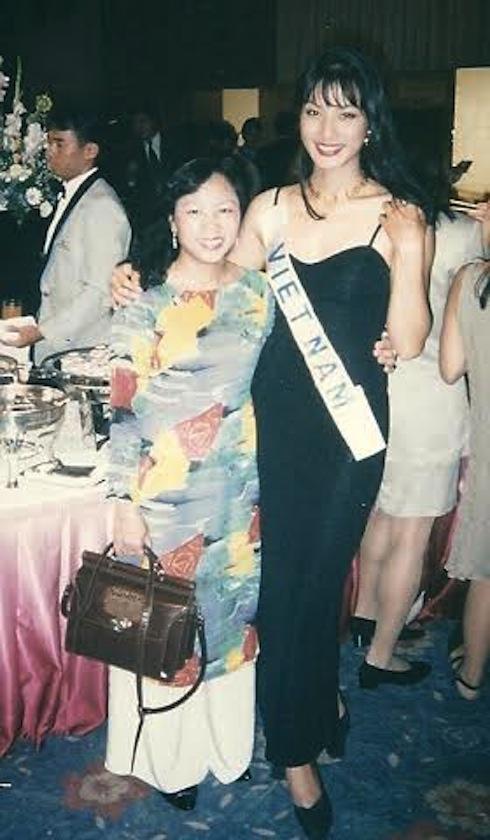 Sự thật ít biết về người đẹp Việt đầu tiên đi thi quốc tế sau 1975 - Ảnh 6