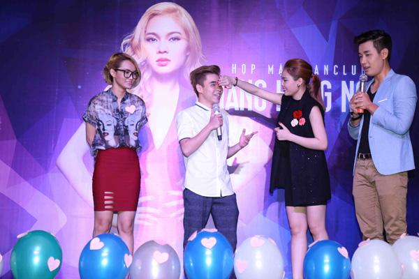 """Nguyên Khang tiết lộ bí mật """"xấu hổ"""" của Giang Hồng Ngọc - Ảnh 3"""