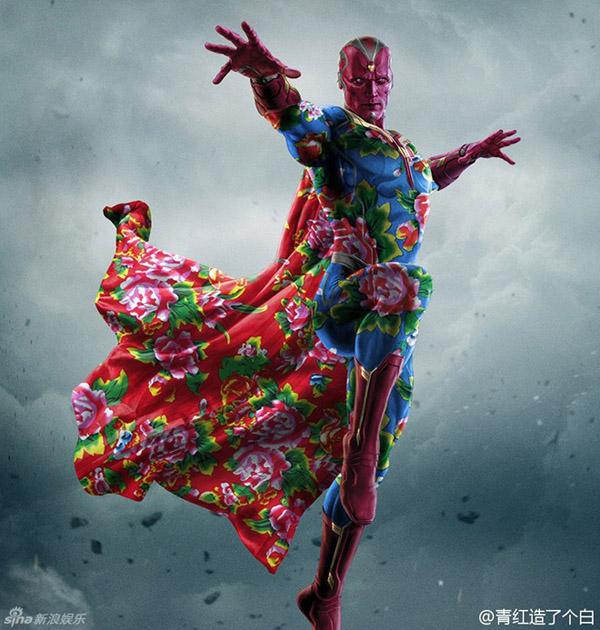 """Váy """"độc"""" của Trương Hinh Dư tại Cannes thành chủ đề """"chế"""" yêu thích - Ảnh 11"""