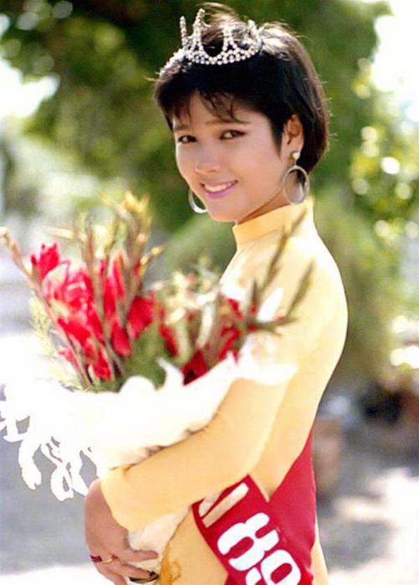 Tình cờ gặp lại Hoa hậu Kiều Khanh sau 26 năm đăng quang - Ảnh 1