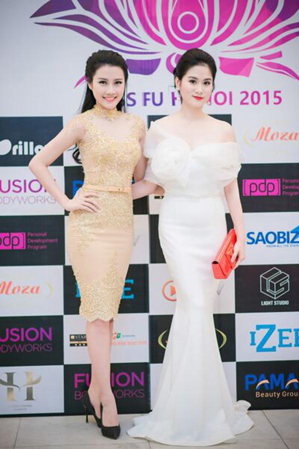 Top 5 Hoa hậu Việt Nam diện đầm ren ôm sát gợi cảm cháy bỏng - Ảnh 2
