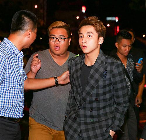 """Quang Huy """"vạch mặt"""" bầu show """"Sơn Tùng giả"""" dùng trò mèo tạo scandal - Ảnh 1"""