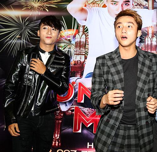 """Quang Huy """"vạch mặt"""" bầu show """"Sơn Tùng giả"""" dùng trò mèo tạo scandal - Ảnh 2"""
