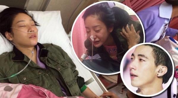 """""""Biểu tượng gợi cảm"""" của Thái Lan tự tử vì hôn nhân tan vỡ - Ảnh 1"""