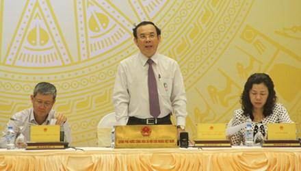 Bộ trưởng Nguyễn Văn Nên: Thủ tướng có thể lập đoàn thanh tra dự án 8B Lê Trực - Ảnh 1