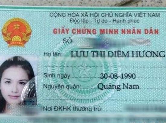 Tiết lộ loạt chứng minh thư và giấy tờ tùy thân của sao Việt - Ảnh 5