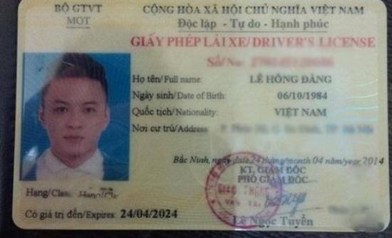 Tiết lộ loạt chứng minh thư và giấy tờ tùy thân của sao Việt - Ảnh 8