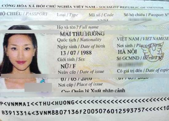 Tiết lộ loạt chứng minh thư và giấy tờ tùy thân của sao Việt - Ảnh 13