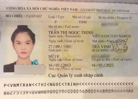 Tiết lộ loạt chứng minh thư và giấy tờ tùy thân của sao Việt - Ảnh 16
