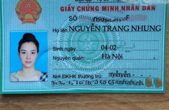 Tiết lộ loạt chứng minh thư và giấy tờ tùy thân của sao Việt - Ảnh 22