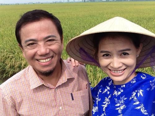 Chân dung người vợ trẻ kém nghệ sĩ Hồng Tơ 23 tuổi - Ảnh 5