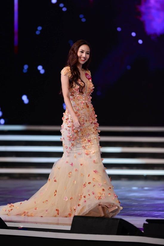 Hành trình từ cô gái mũm mĩm đến ngôi Á hậu Hoa hậu hoàn vũ của Trà My - Ảnh 5