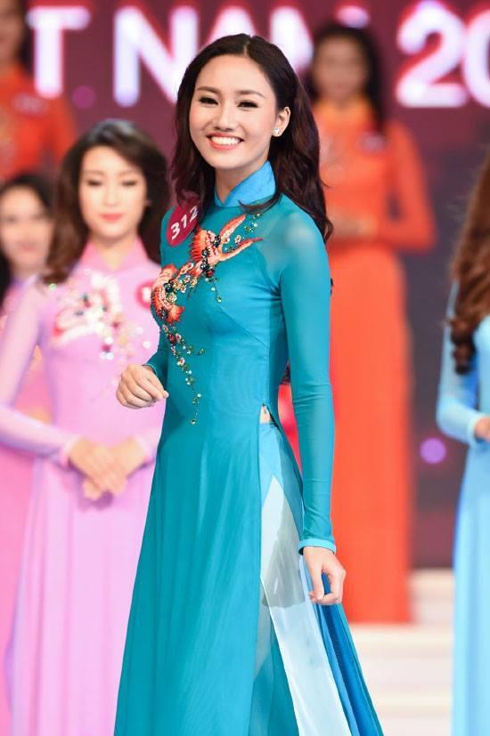 Hành trình từ cô gái mũm mĩm đến ngôi Á hậu Hoa hậu hoàn vũ của Trà My - Ảnh 4