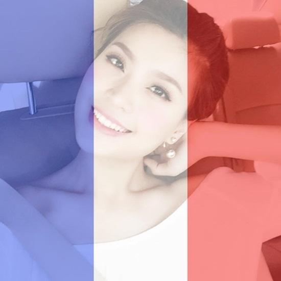 Sao Việt thay avatar cờ Pháp cầu nguyện cho Paris - Ảnh 13