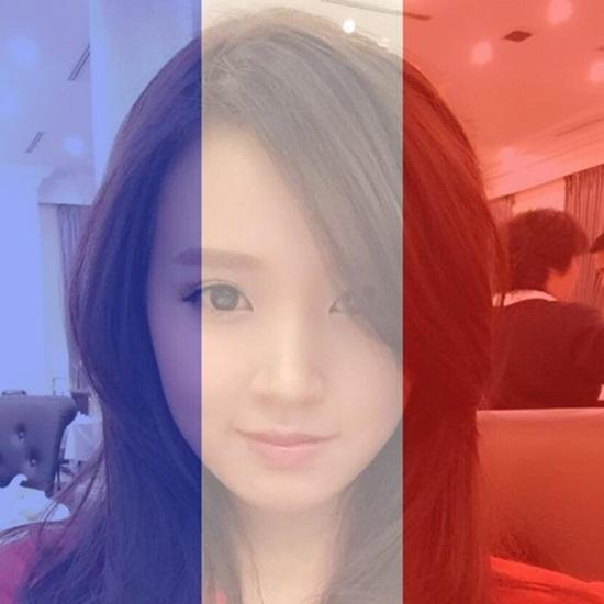 Sao Việt thay avatar cờ Pháp cầu nguyện cho Paris - Ảnh 4