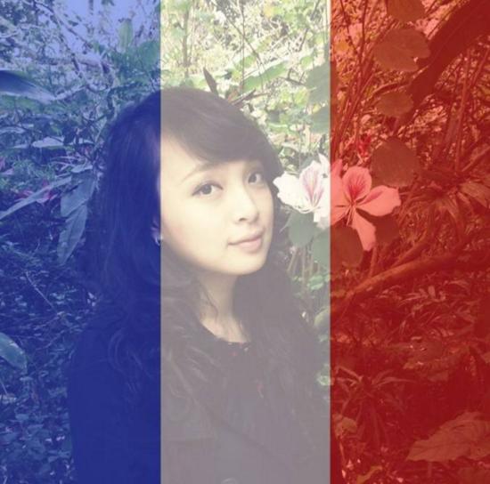 Sao Việt thay avatar cờ Pháp cầu nguyện cho Paris - Ảnh 9