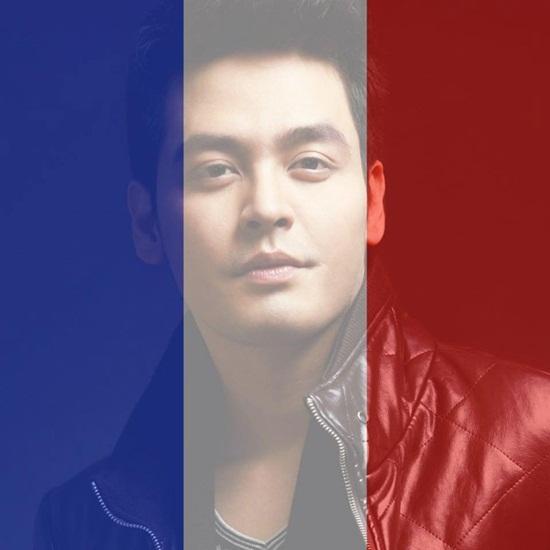 Sao Việt thay avatar cờ Pháp cầu nguyện cho Paris - Ảnh 5