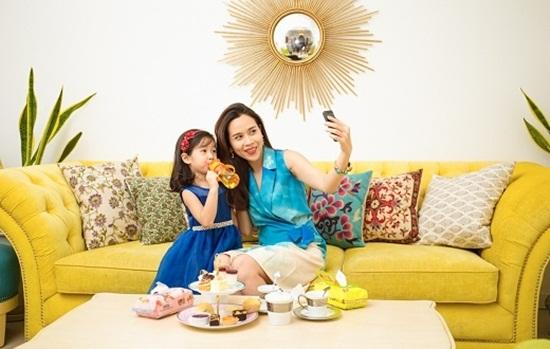 """Vẻ đẹp """"thiên thần"""" của con gái Lưu Hương Giang - Hồ Hoài Anh - Ảnh 7"""