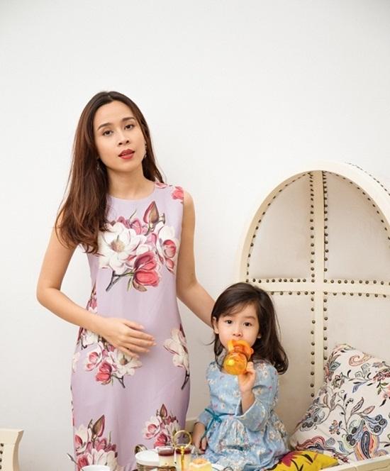 """Vẻ đẹp """"thiên thần"""" của con gái Lưu Hương Giang - Hồ Hoài Anh - Ảnh 3"""
