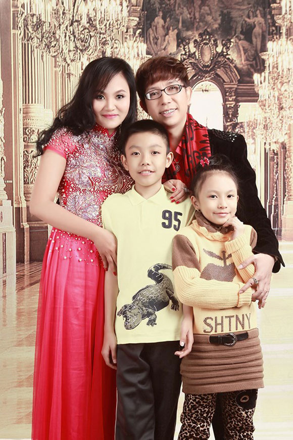 Long Nhật tiết lộ vợ đang mang bầu đứa con thứ 4 - Ảnh 4