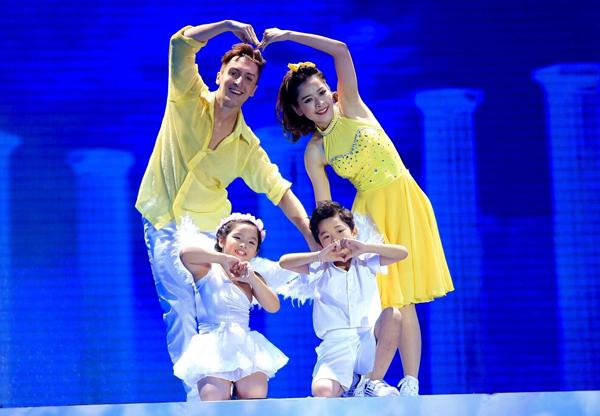 Liveshow 8 Bước nhảy hoàn vũ 2015: Chị Dậu Phương Trinh giành điểm cao nhất - Ảnh 7
