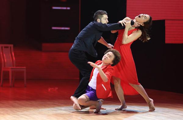 Liveshow 8 Bước nhảy hoàn vũ 2015: Chị Dậu Phương Trinh giành điểm cao nhất - Ảnh 5