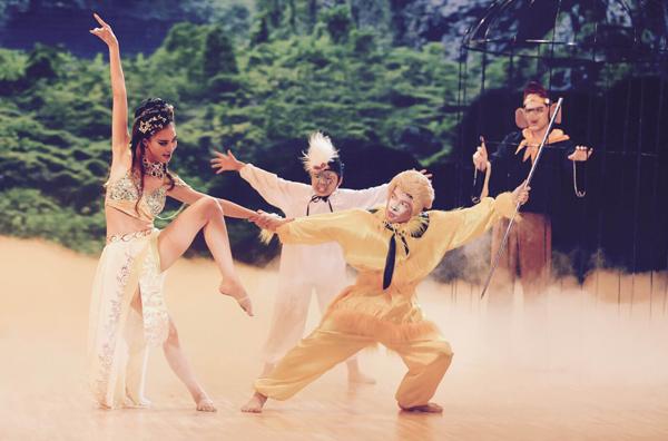 Liveshow 8 Bước nhảy hoàn vũ 2015: Chị Dậu Phương Trinh giành điểm cao nhất - Ảnh 4