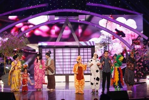 Vietnam's got talent: Mỹ nhân 12 tuổi bước thẳng vào chung kết - Ảnh 3