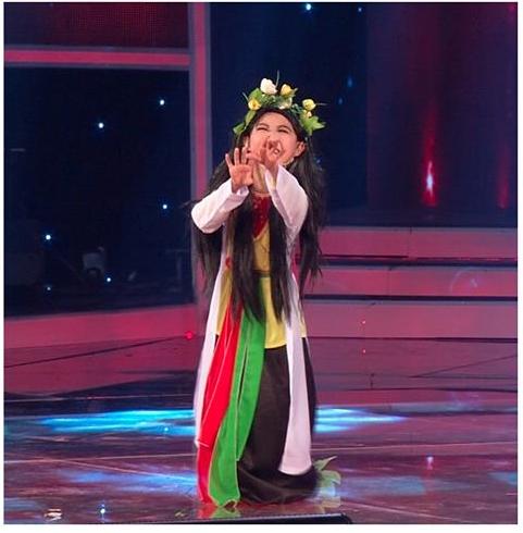 Vietnam's got talent: Hoài Linh thán phục Xúy Vân Đức Vĩnh - Ảnh 2