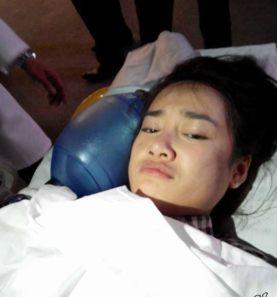 Tuổi thanh xuân tập 28: Kang Tae Oh lao vào lửa cứu Nhã Phương - Ảnh 5