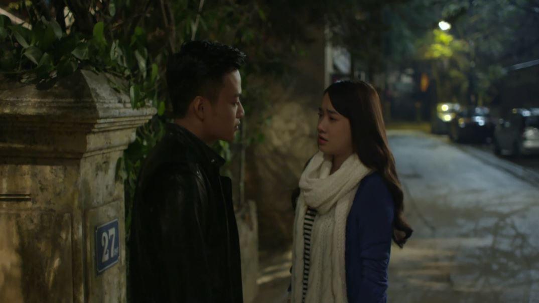 Tuổi thanh xuân tập 34: Junsu sững sờ nhìn Linh trong vòng tay Khánh - Ảnh 6