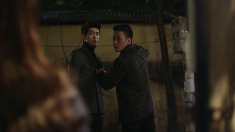 Tuổi thanh xuân tập 34: Junsu sững sờ nhìn Linh trong vòng tay Khánh - Ảnh 1