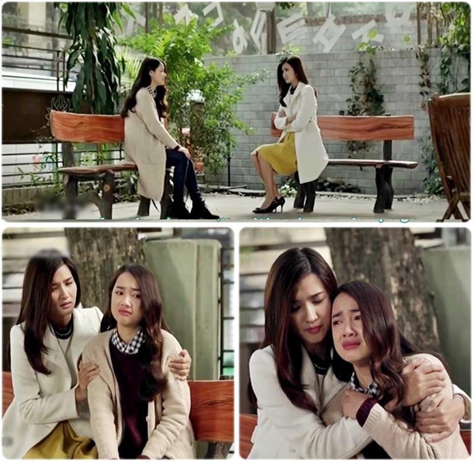 Tuổi thanh xuân tập 34: Junsu sững sờ nhìn Linh trong vòng tay Khánh - Ảnh 4