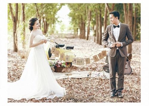 Bộ ảnh cưới đẹp lung linh chưa từng công bố của Duy Nhân - Ảnh 18