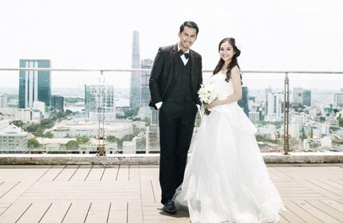 Bộ ảnh cưới đẹp lung linh chưa từng công bố của Duy Nhân - Ảnh 20
