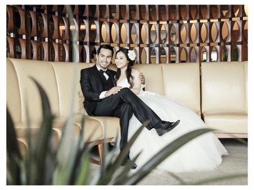 Bộ ảnh cưới đẹp lung linh chưa từng công bố của Duy Nhân - Ảnh 10