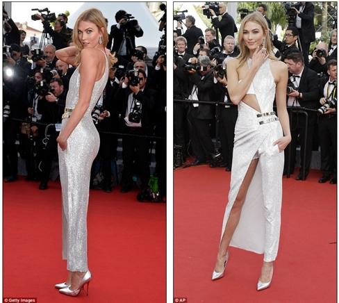 Những bộ cánh lộng lẫy của sao trên thảm đỏ LHP Cannes 2015 - Ảnh 7