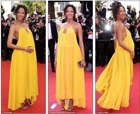 Những bộ cánh lộng lẫy của sao trên thảm đỏ LHP Cannes 2015 - Ảnh 8