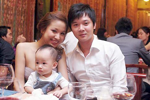 Bi kịch gia đình đằng sau vỏ bọc hạnh phúc của các MC Việt - Ảnh 8